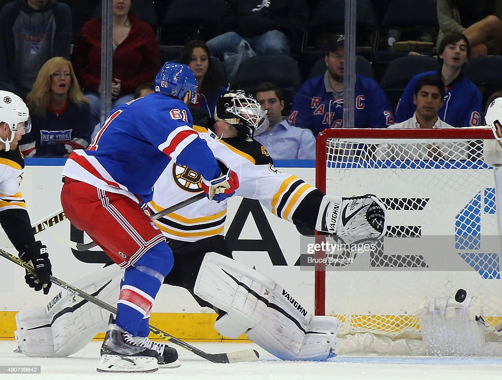 Boston bruins v new york rangers photos and images getty images rick nash 61 of the new york rangers scores a third period goal against jonas voltagebd Gallery