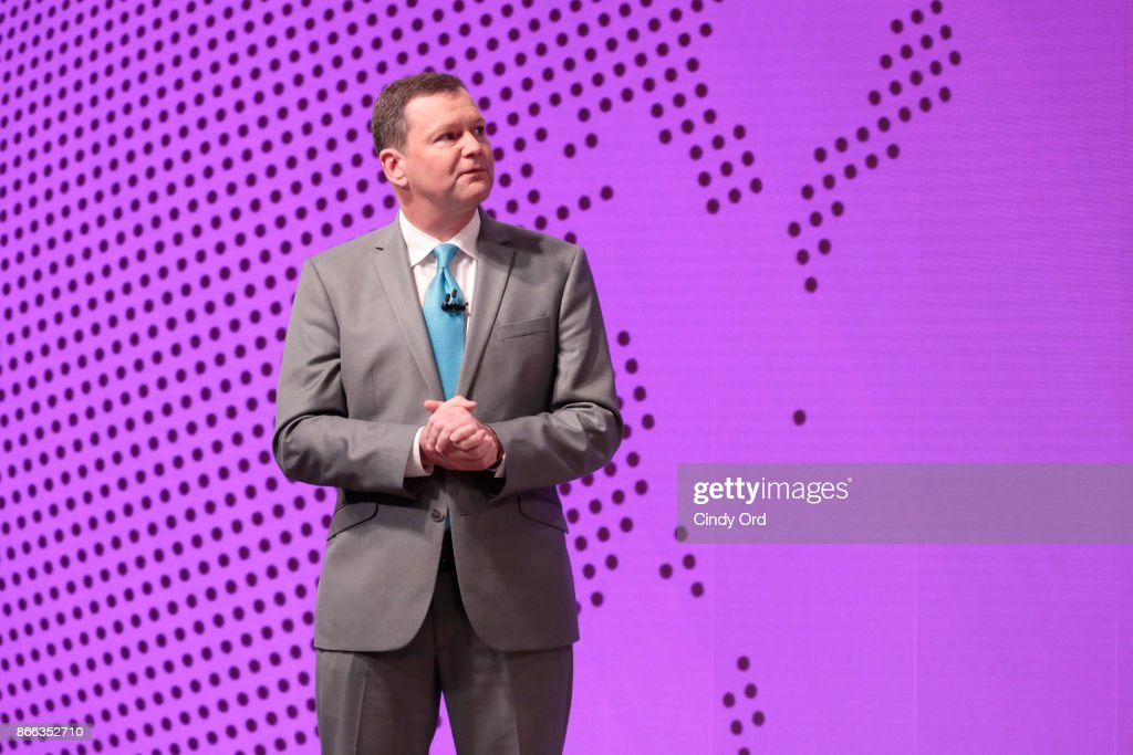 Rick Newman speaks onstage at the Yahoo Finance All Markets