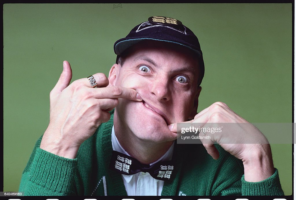 Rick Nielsen Making a Face