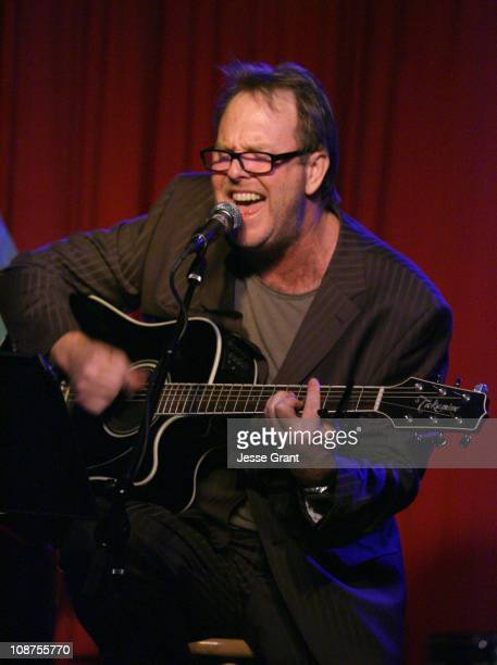 Rick Nowels during ASCAP Presents Quiet on the Set December 4 2006 at Hotel Cafe in Hollywood California United States