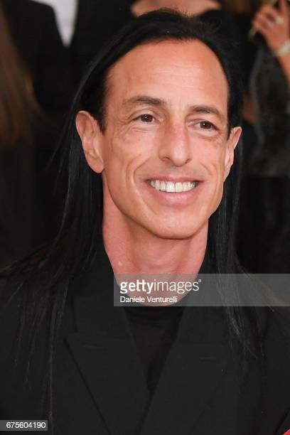 Rick Owens attends 'Rei Kawakubo/Comme des Garcons Art Of The InBetween' Costume Institute Gala Arrivals at Metropolitan Museum of Art on May 1 2017...