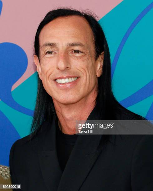 Rick Owens attends the 2017 CFDA Fashion Awards at Hammerstein Ballroom on June 5 2017 in New York City