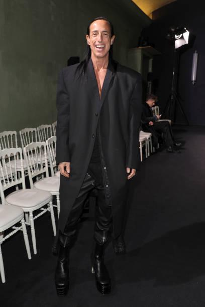 FRA: Ludovic De Saint Sernin : Front Row - Paris Fashion Week - Menswear F/W 2020-2021