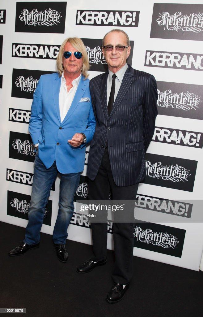 The Kerrang! Awards - Red Carpet Arrivals