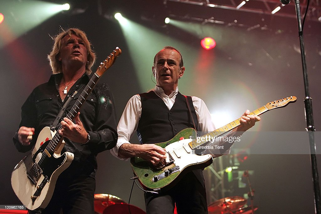 Status Quo Performs at Heineken Music Hall in Amsterdam - October 5, 2006