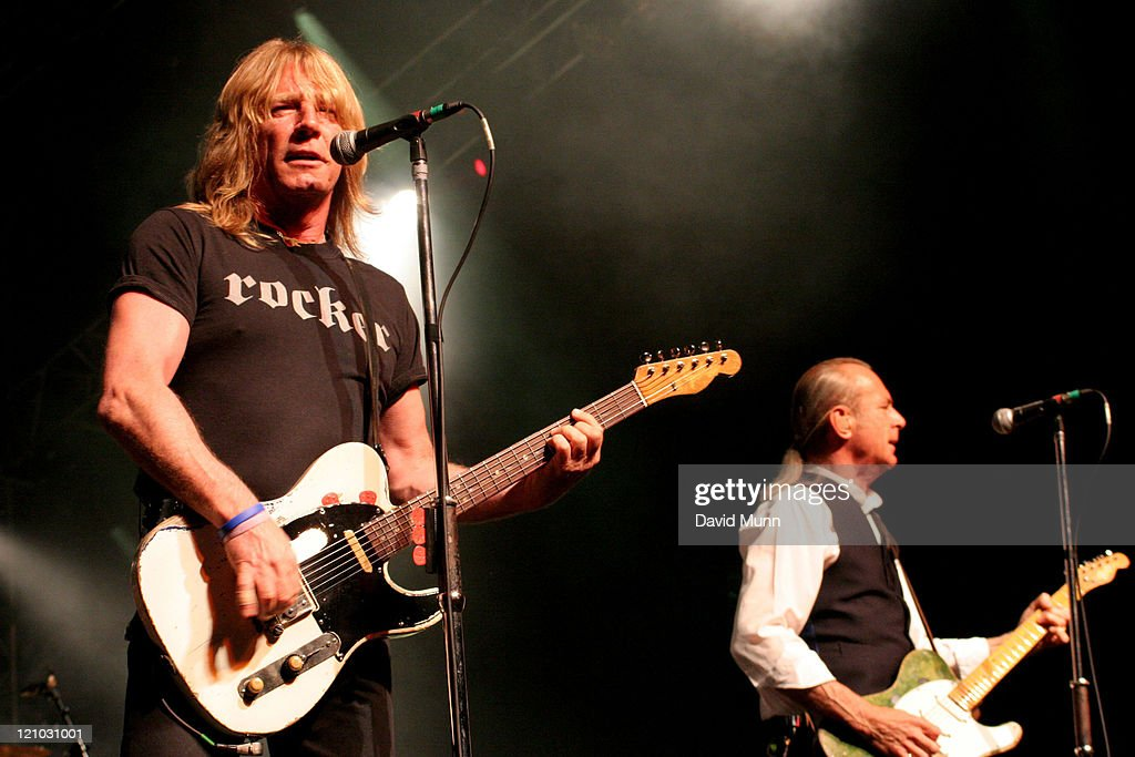 Status Quo at The Summer Pops - July 23rd 2005