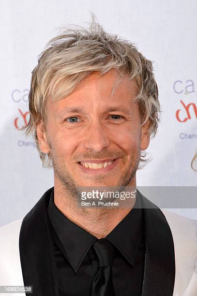 Rick Parfitt Jnr attends The Butterfly Ball A Sensory Experience in aid of the Caudwell Children's charity at Battersea Evolution on May 16 2013 in...