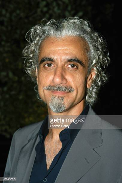 Rick Pipino attends a private party for Esteban Cortezar's Spring 2004 Collection at Ian Schrager's Hudson penthouse September 16, 2003 in New York.