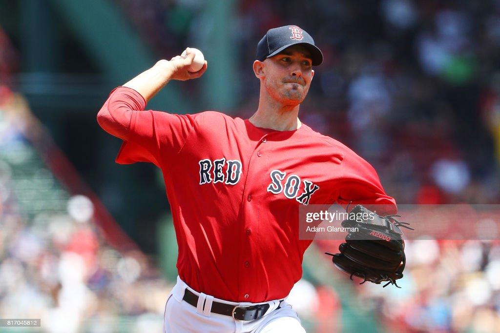 New York Yankees v Boston Red Sox - Game One