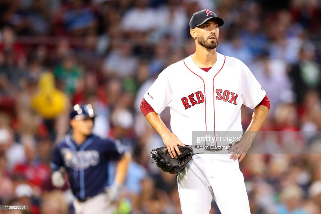 Tampa Bay Rays s v Boston Red Sox : News Photo