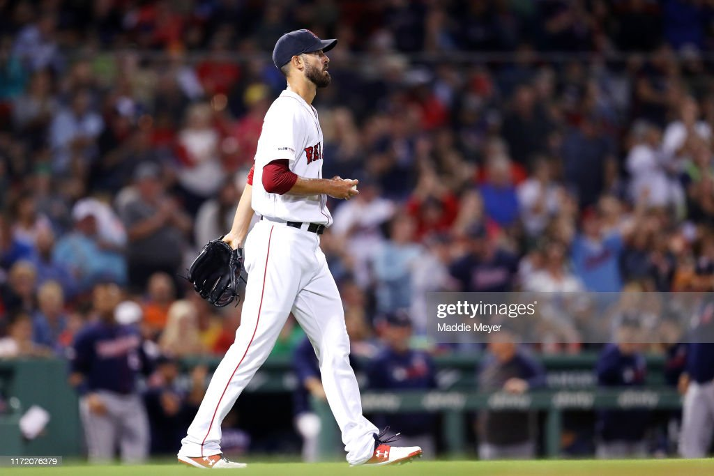 Minnesota Twins v Boston Red Sox : News Photo