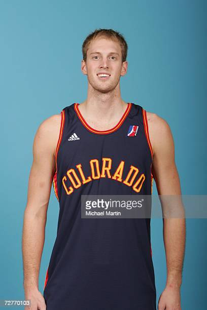 Rick Rickert of the Colorado 14ers poses during Media Day at the Broomfield Event Center in Broomfield Colorado NOTE TO USER User expressly...