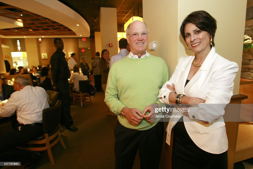 Rick Rosenfield And Esther Rosenfield, Co Owner Of The California Pizza  Kitchen Franchise