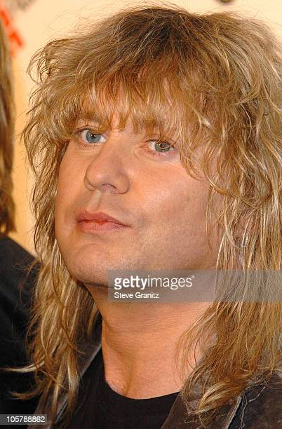 Rick Savage during 2005 Spike TV Video Game Awards - Arrivals at Gibson Amphitheater in Universal City, California, United States.