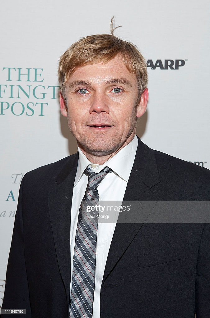 Rick Schroder attends The Huffington Post pre-inaugural ball at the Newseum on January 19, 2009 in Washington, DC.