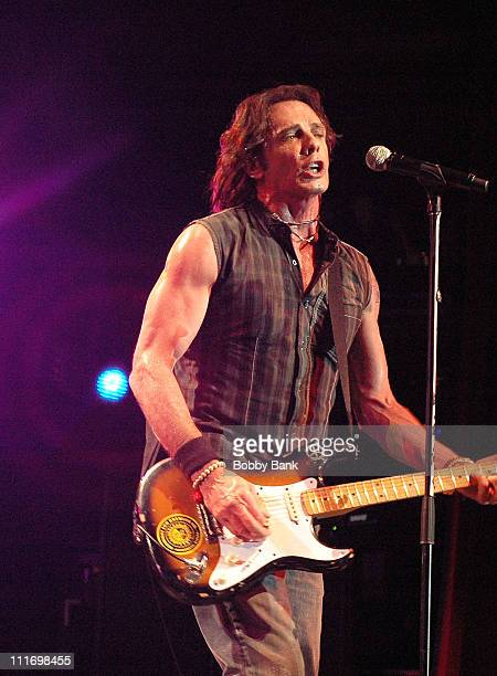 Rick Springfield performs at the Nokia Theatre on April 3 2009 in New York City