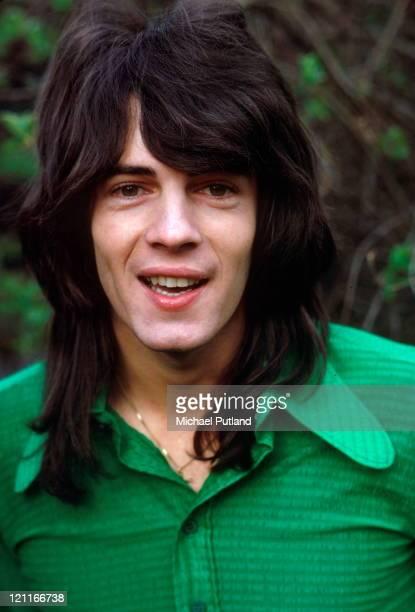Rick Springfield portrait London 1973