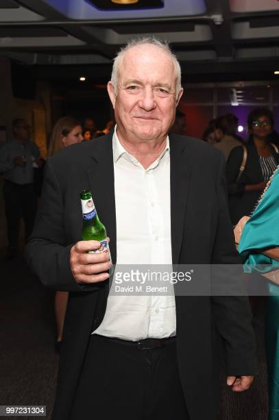 Rick Stein attends the press night performance of 'Barry Humphries' Weimar Cabaret' at The Barbican Centre on July 12 2018 in London England