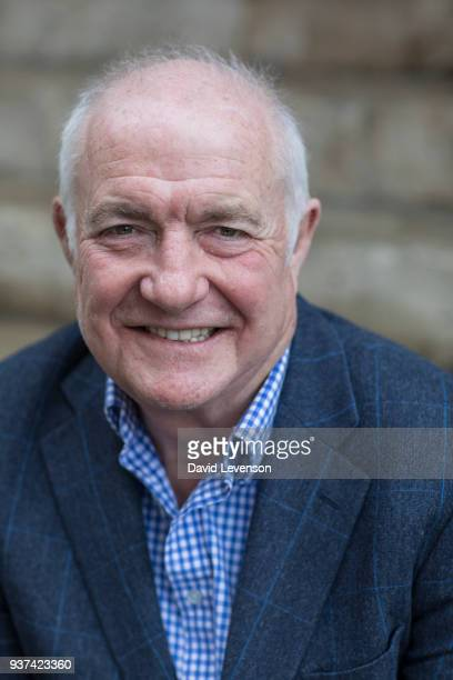 Rick Stein chef and television presenter at the FT Weekend Oxford Literary Festival on March 24 2018 in Oxford England