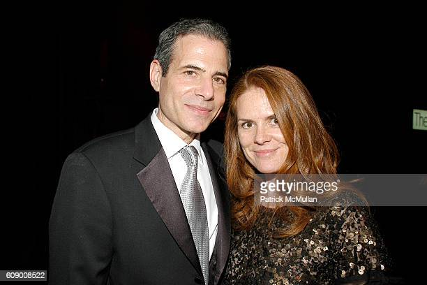 Rick Stengel and Mary Stengel attend TIME Magazine's 100 Most Influential People 2007 at Jazz at Lincoln Center on May 8 2007 in New York City