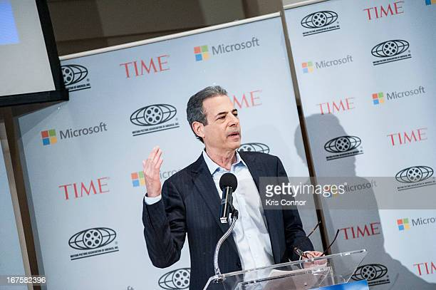 Rick Stengel speaks during the Creativity Conference atn the Corcoran Gallery of Art on April 26 2013 in Washington DC