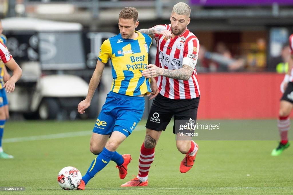 NLD: De Graafschap v Cambuur Leeuwarden - Eredivide Play-offs: Second Leg