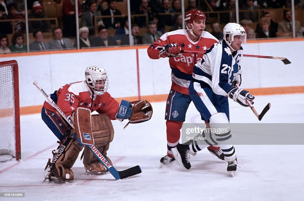 Washington Capitals v Toronto Maple Leafs : News Photo