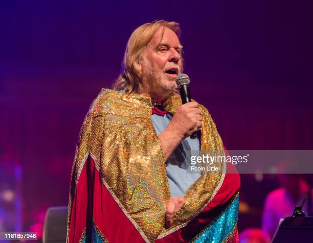 Rick Wakeman performs at The Royal Festival Hall on July 13 2019 in London England
