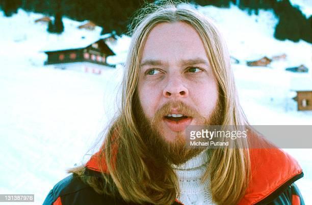 Rick Wakeman portrait Switzerland 1976