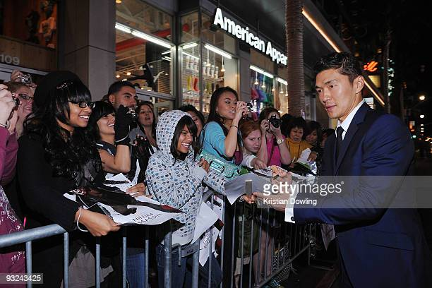 Rick Yune Ninja Assassin