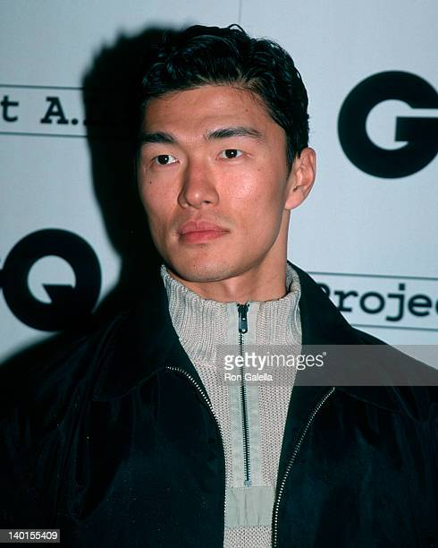 Rick Yune at the GQ Magazine Party The Factory Hollywood