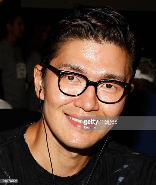Rick Yune attends Children's Institute Hosts Poker For A Cause Celebrity Poker Tournament at Commerce Casino on October 17 2009 in City of Commerce...