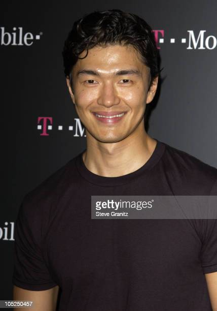 Rick Yune during Action Sports and Hollywood's Elite Collide at Exclusive TMobile Party at ArcLight Cinema Rooftop in Hollywood California United...