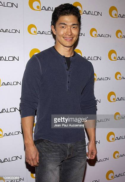 Rick Yune during Avalon Hollywood Grand Opening Arrivals at Avalon in Hollywood California United States