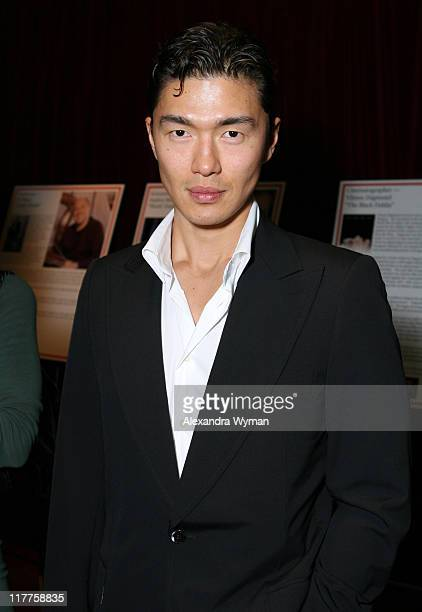 Rick Yune during Hamilton and Hollywood Life Behind The Camera Awards at The Highlands in West Hollywood California United States