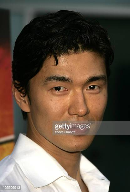Rick Yune during Hero Los Angeles Premiere Arrivals at Arclight Theatre in Hollywood California United States