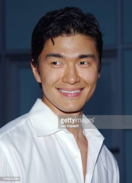Rick Yune during Hero Los Angeles Premiere Arrivals at The ArcLight in Hollywood California United States