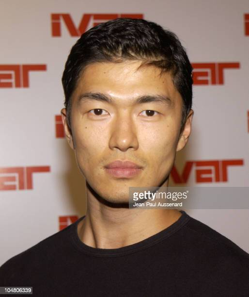 Rick Yune during Ivar Nightclub Grand Opening Party at Ivar Nightclub in Hollywood California United States