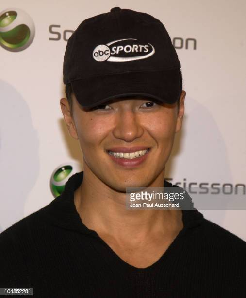 Rick Yune during Sony Ericsson's Hollywood Premiere Party 2003 at The Palace in Hollywood California United States