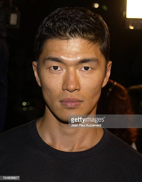 Rick Yune during The Transporter Premiere at Mann Village Theater in Westwood California United States