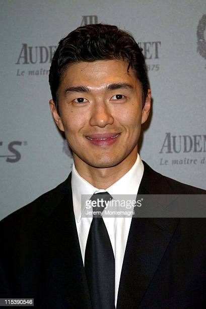 Rick Yune during Time To Give Gala Benefiting The Afghanistan World Foundation at St Regis Hotel in Los Angeles California United States