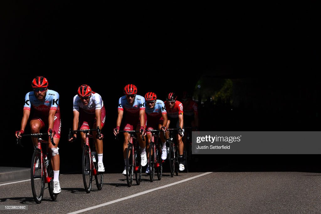 Cycling: 33rd Deutschland Tour 2018 / Stage 4 : ニュース写真
