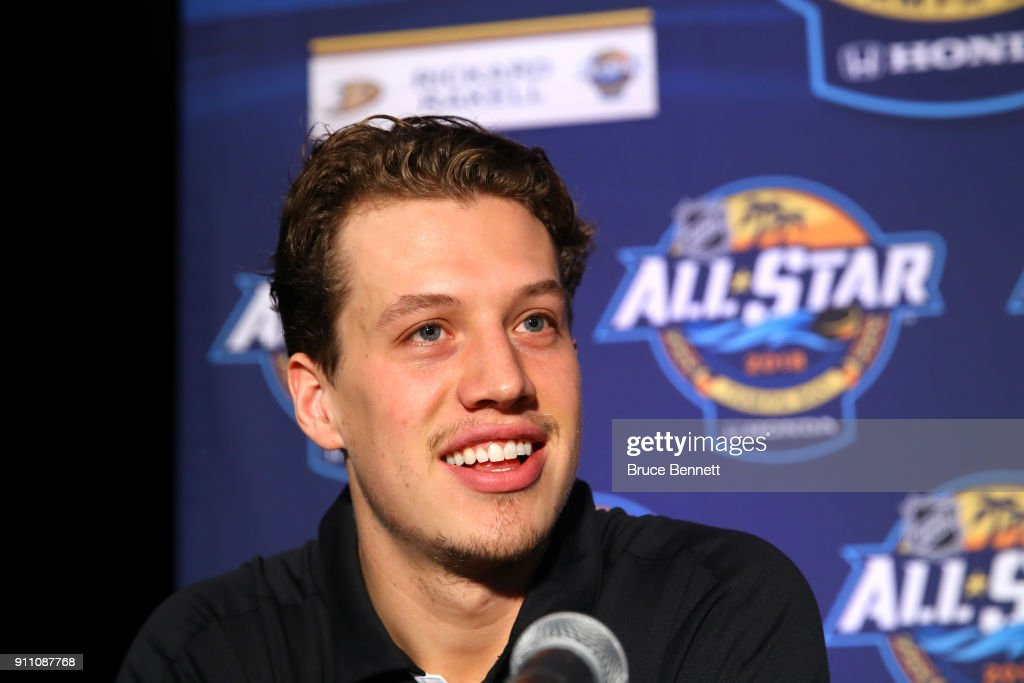 2018 NHL All-Star - Media Day