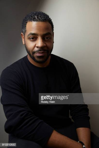 Rickerby Hinds from the film 'My Name is Myeisha' poses for a portrait in the YouTube x Getty Images Portrait Studio at 2018 Sundance Film Festival...