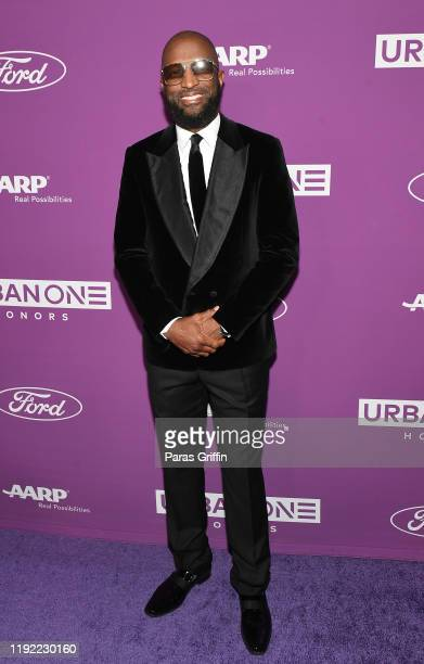 Rickey Smiley attends 2019 Urban One Honors at MGM National Harbor on December 05 2019 in Oxon Hill Maryland
