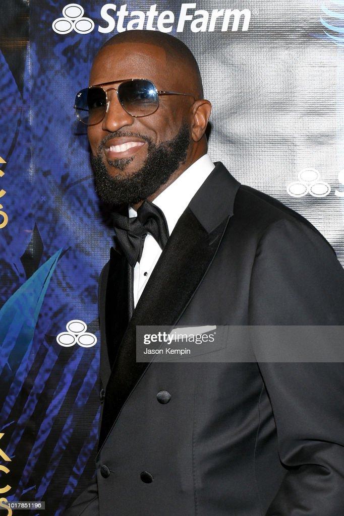 2018 Black Music Honors - Arrivals : News Photo
