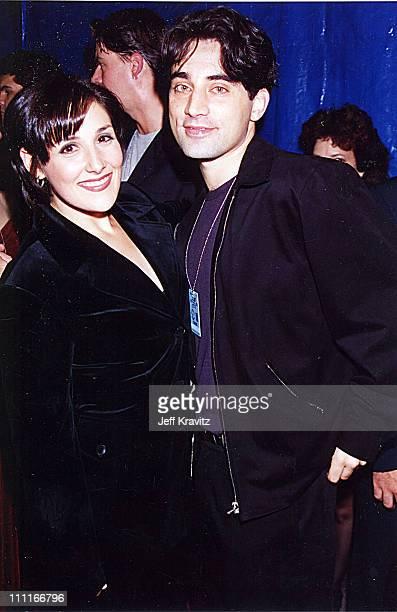 Ricki Lake and Rob Sussman at the MTV Video Music Awards '95 In New York