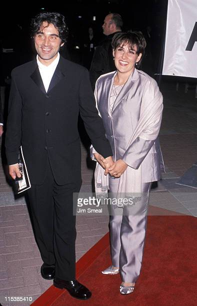Ricki Lake and Rob Sussman during PETA Honors The Animal Rights Movement at Paramount Studios in Hollywood California United States