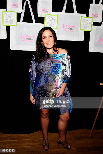 Ricki Lake attends the press preview for Your Best Birth at Citibabes on May 5 2009 in New York City
