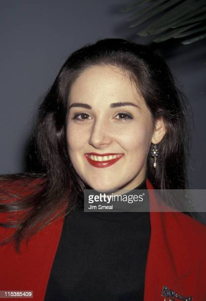 Ricki Lake during 1993 National Association of Television Program Executives Convention at Moscone Convention Center in San Francisco, CA, United...